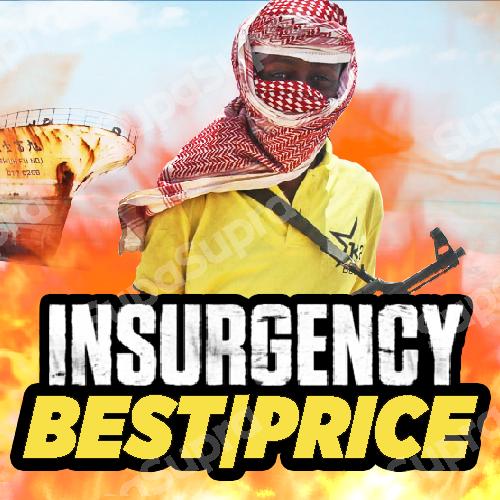 Insurgency NEW STEAM ACCOUNT (Region Free) + BONUS 2019
