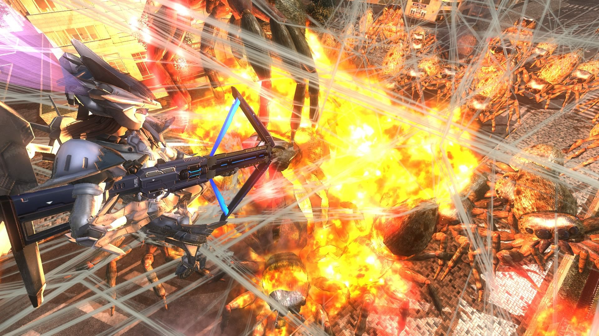 EARTH DEFENSE FORCE 4.1 The Shadow of New Despair +DLCs 2019
