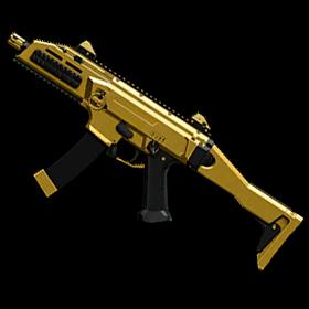 Golden CZ Scorpion Evo3 A1 (1 d.) +VIP 2019