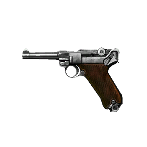 Luger Time: forever. 2019