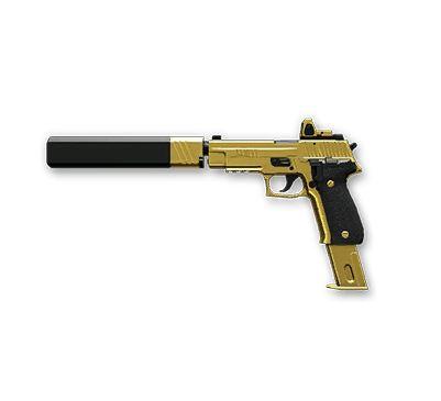 Golden SIG Sauer P226 C (1 d.) 2019