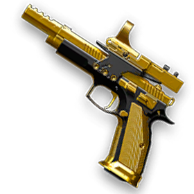 Gold CZ 75 Czechmate Parrot (1 day) +VIP 2019