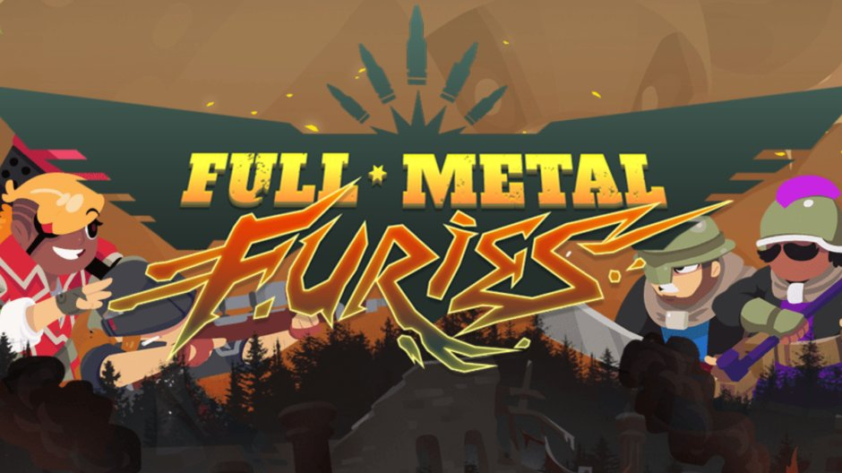 Full Metal Furies (STEAM KEY/REGION FREE)