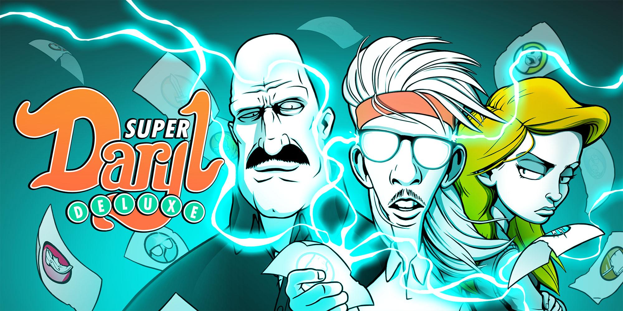 Super Daryl Deluxe (Steam Key/Region Free) 2019