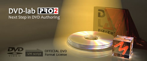 Complete instructions on using DVD Lab Pro