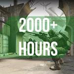 CS:GO/Dota2️ АККАУНТ 2700+ ЧАСОВsda+steam guard