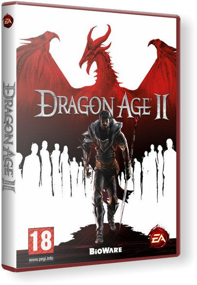 🔥 DRAGON AGE II 2 ORIGIN KEY [RU/CIS]