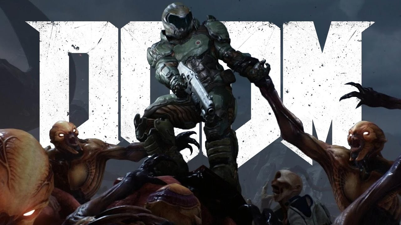 DOOM 4 (2016) [STEAM KEY] RU/CIS