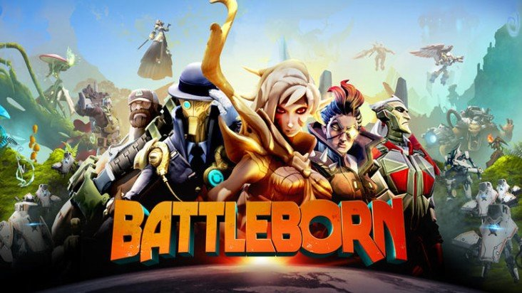 Battleborn [STEAM KEY] RU/CIS