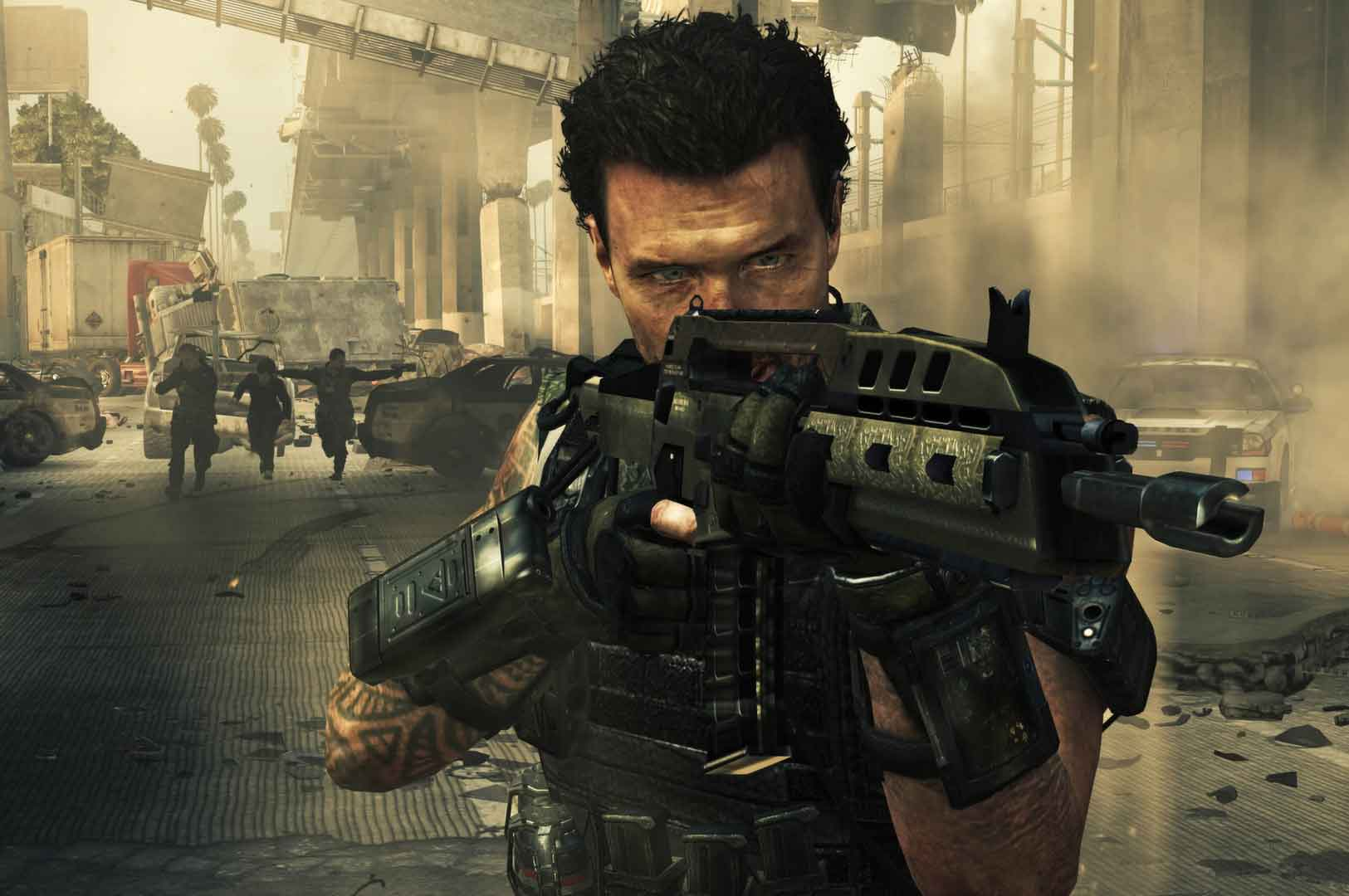 Call of Duty Black Ops 2 Extended [Steam Key] RU/CIS