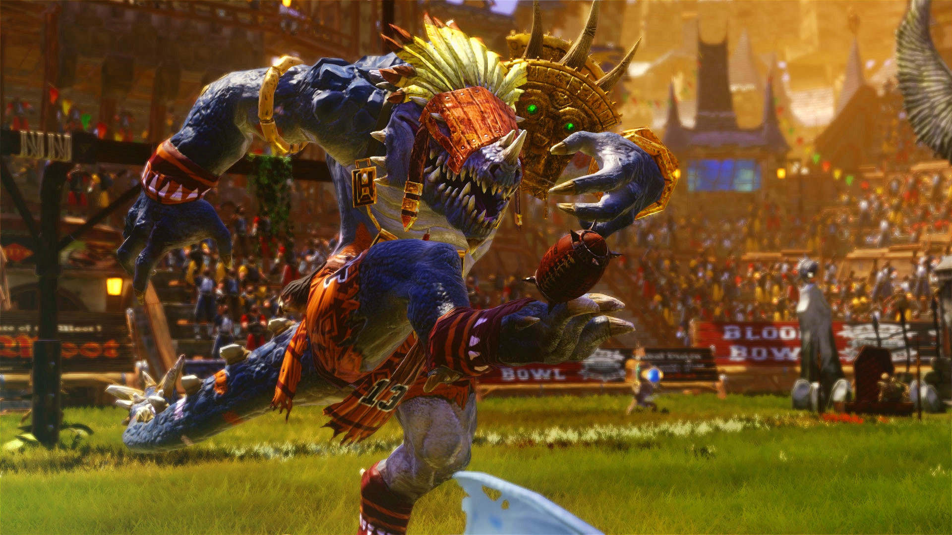 Blood Bowl 2 STEAM KEY [RU/CIS]