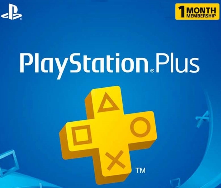 🔥PLAYSTATION PLUS SUBSCRIPTION - 1 Month (RUSSIA ONLY)
