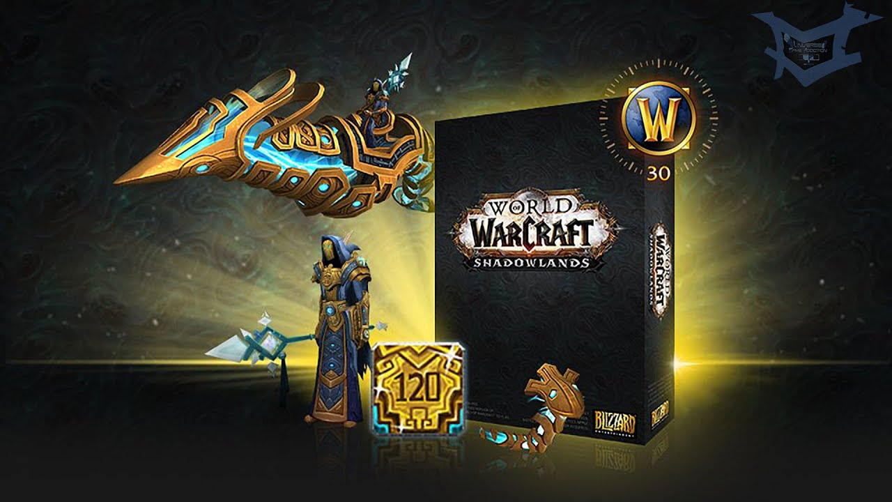 [RU] WORLD OF WARCRAFT: SHADOWLANDS EPIC EDITION