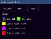 Приватный чит Apex Legends Aquila Hack LV1 [15 дней]