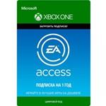 12 месяцев EA Access   Подписка Xbox Microsoft