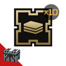 Armored Warfare: Golden badge (loans) 10pcs