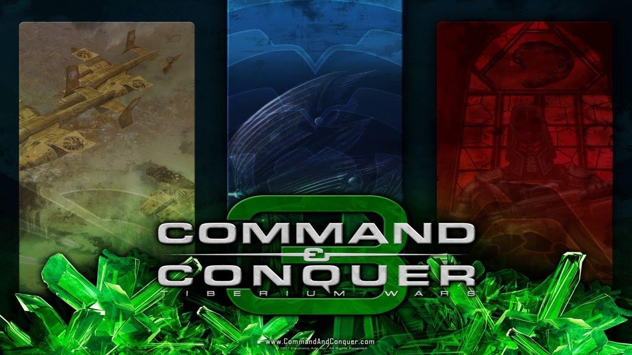 Command & Conquer 3 Tiberium Wars REGION FREE ORIGIN 🔴 2019