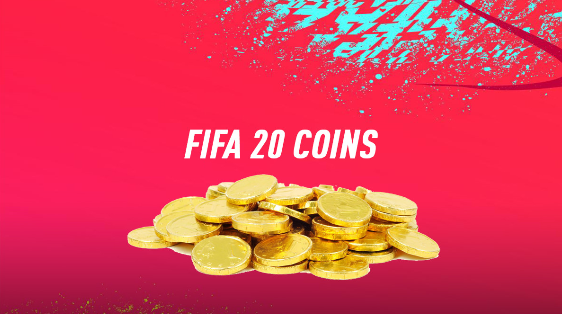 FIFA 20 PC Ultimate Team Coins (coins) discounts + 5%