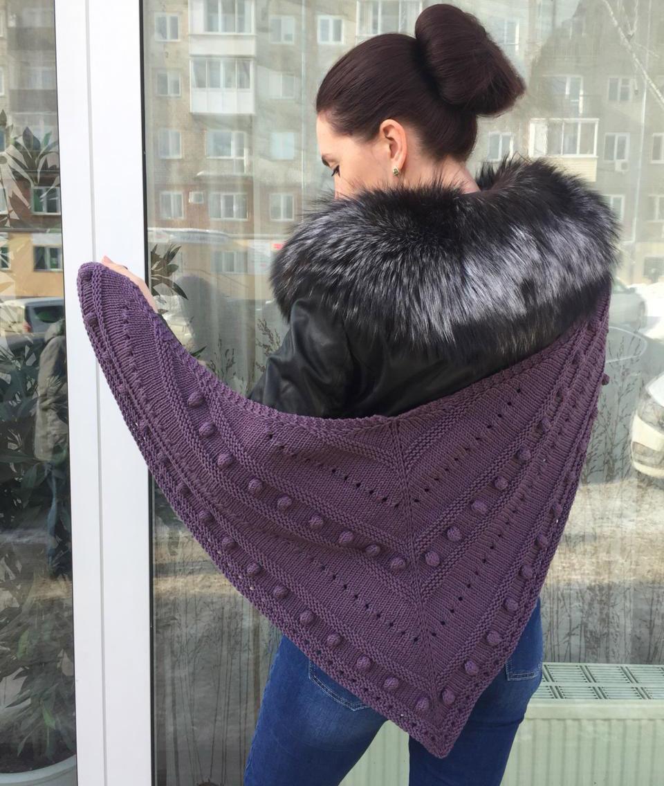 Bactus knitting master-class 2019