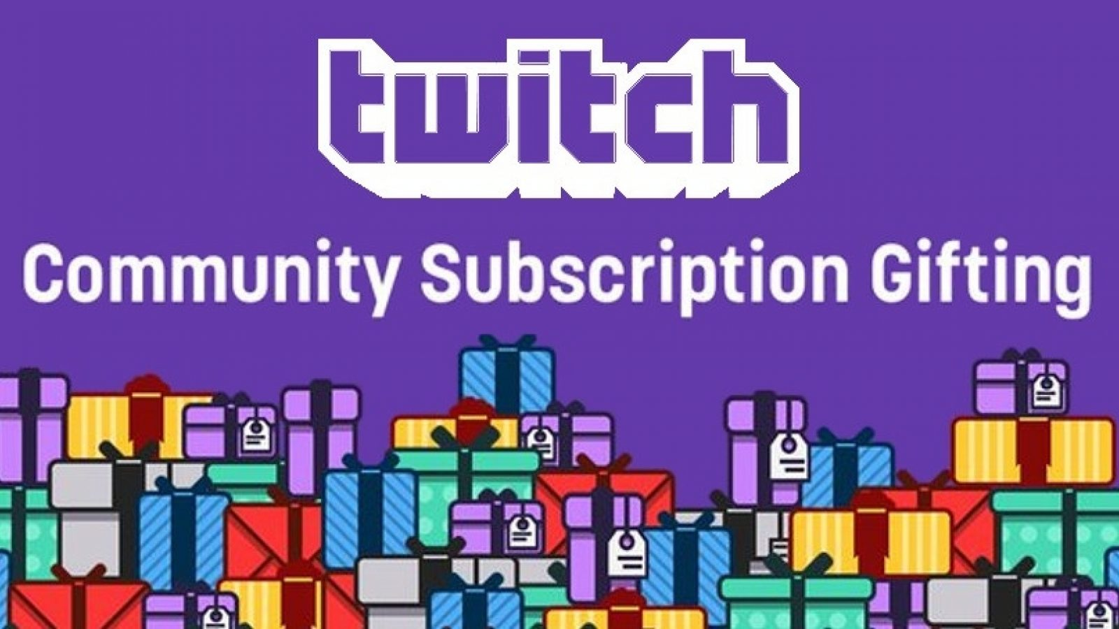 Twitch Gift Subscriptions 20 gift subscriptions 2019