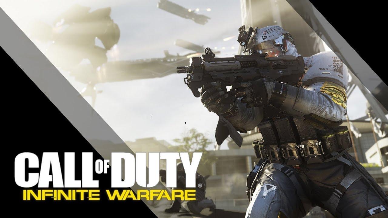 Call of Duty Infinite Warfare Steam Key Region Free 2019