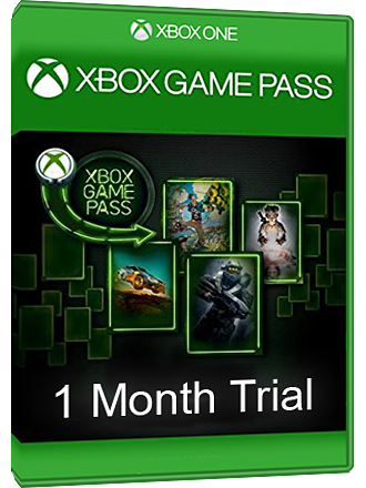 Xbox Game Pass - 1 Month (Trial)