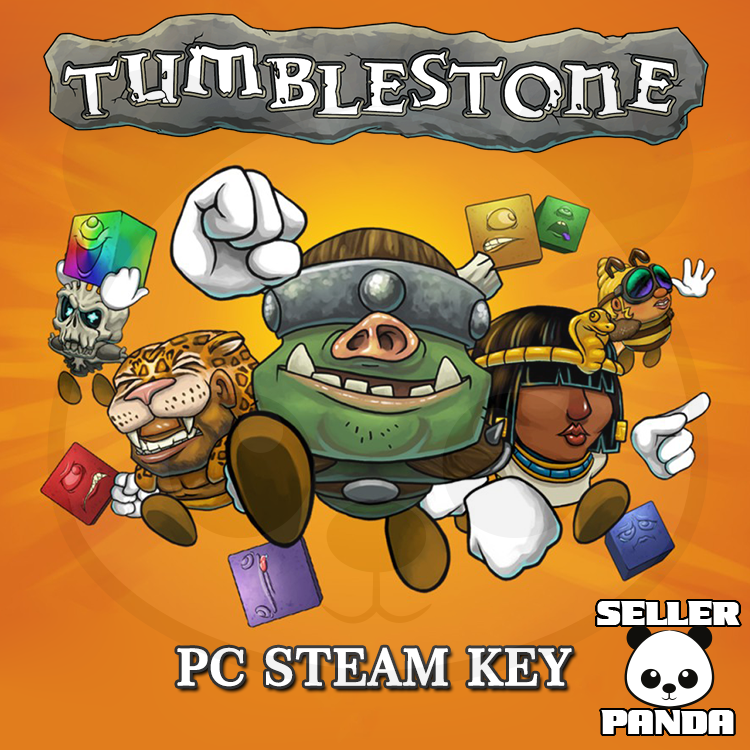 🔑 TRIAL TUMBLESTONE ROW STEAM KEY COLLECTOR´S CARDS