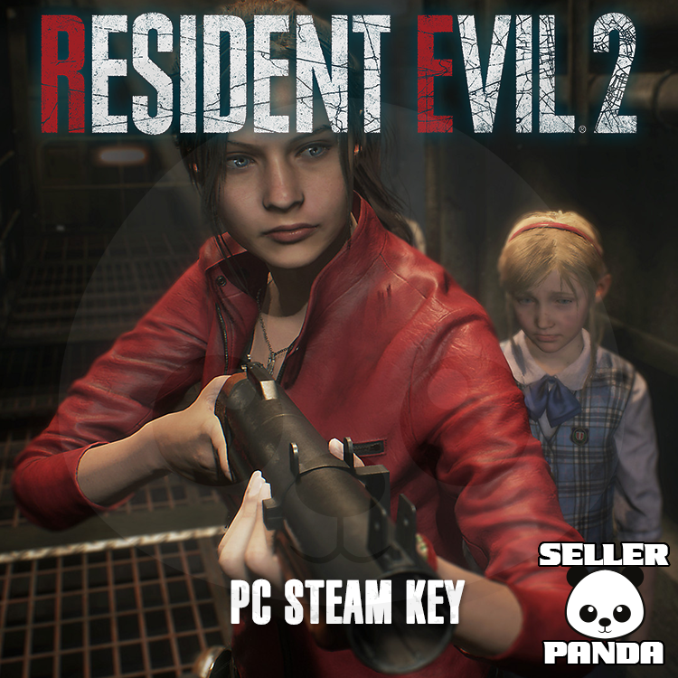 🔑 RESIDENT EVIL 2 STEAM KEY REGION FREE BIOHAZARD RE:2