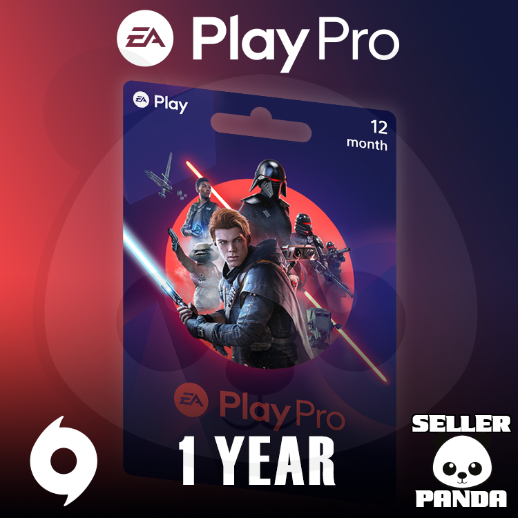 💸 EA PLAY PRO 12 MONTHS ACTIVATION ANY REGION