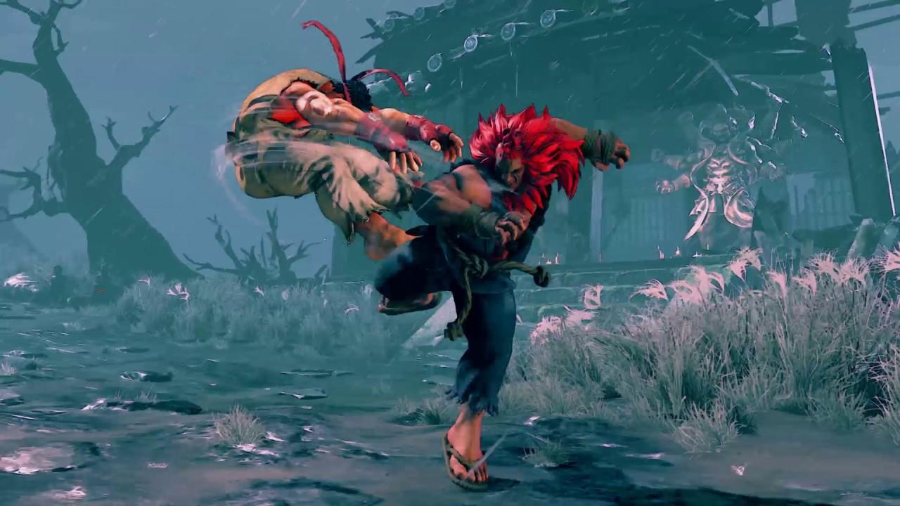 Street Fighter V (Steam Key) RU + CIS 2019