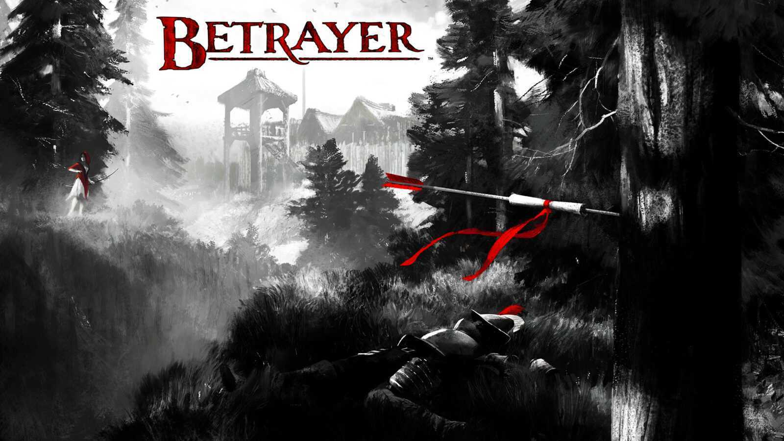 Betrayer ( Steam key/Region free )