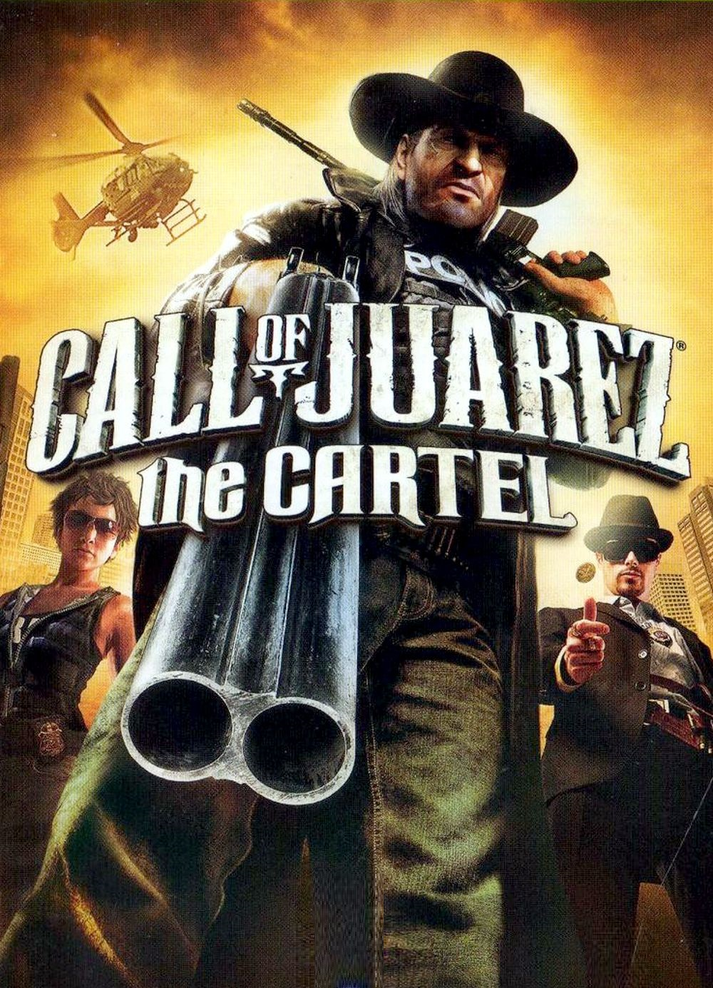 Call of Juarez: The Cartel (Steam Key | RU+CIS)
