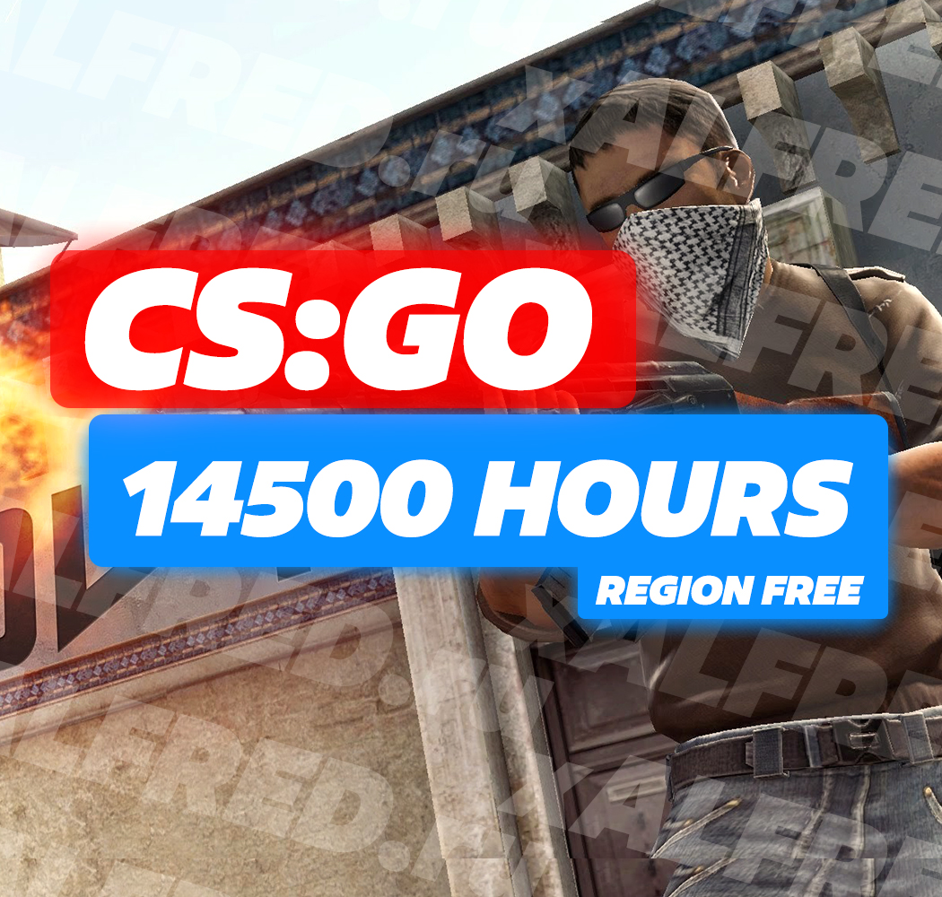 CS:GO - 14500 HOURS! 🕹️ Full Access ✔️CSGO