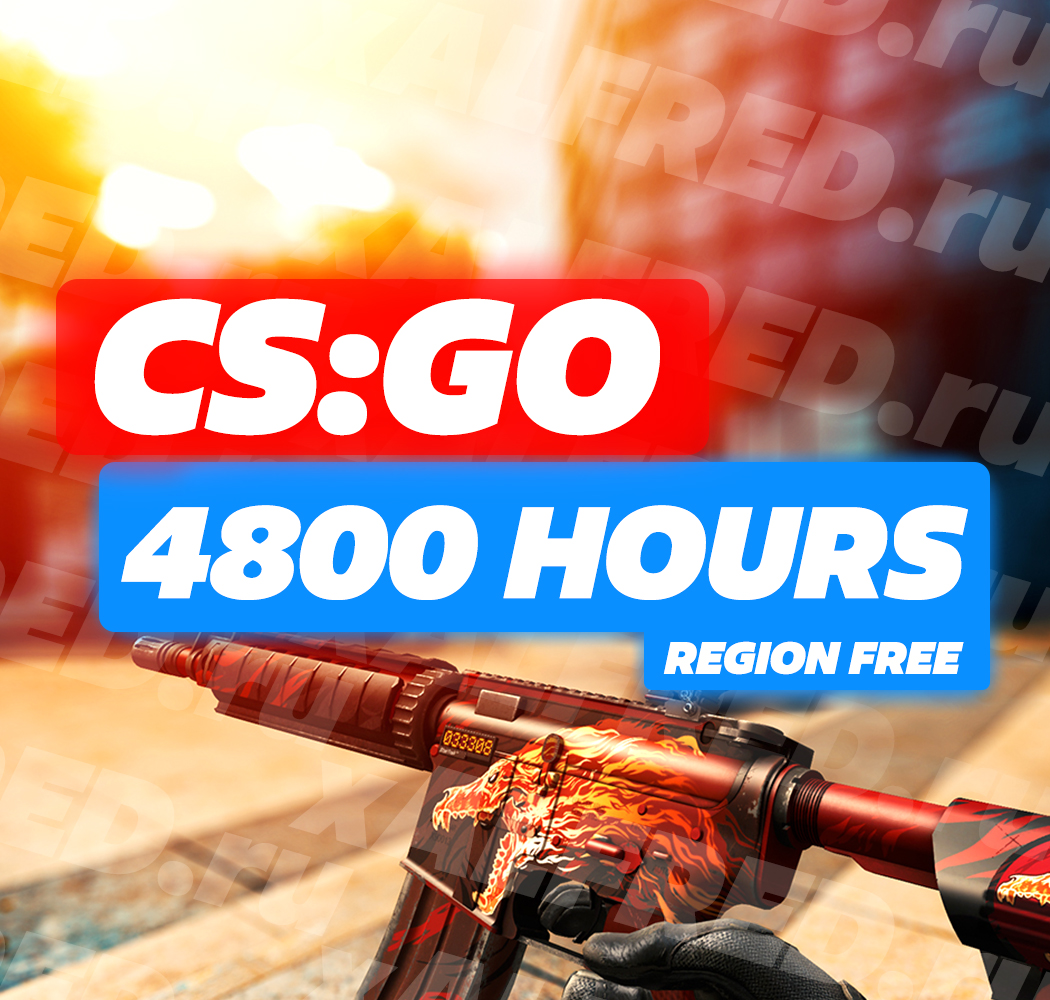 CS:GO - 5000 HOURS! ✔️ +Dirt Rally ❤️CSGO