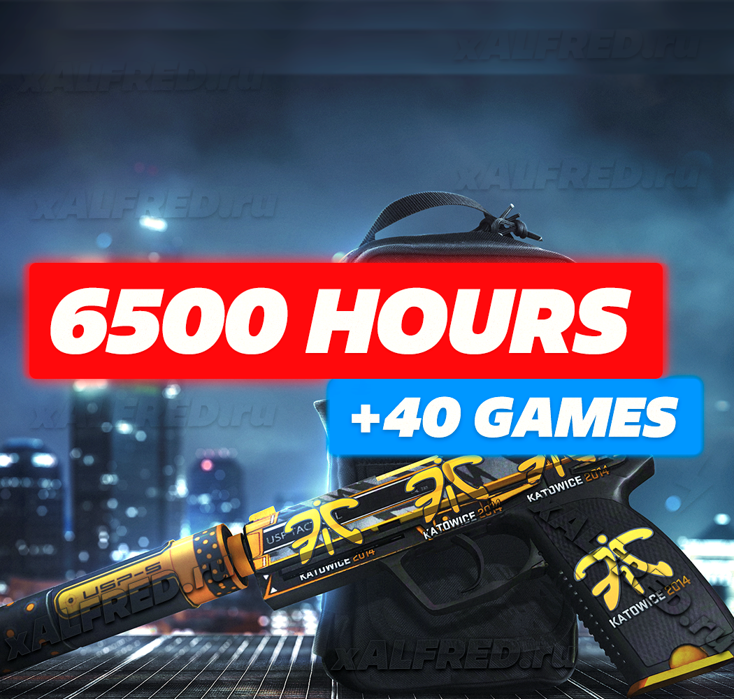 🦄 6400 HOURS IN CS:GO GAME ❤️ Added +35 Games! 🍕