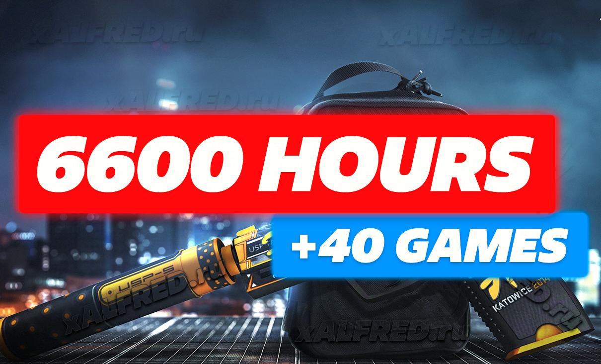 Фотография ⭐️ 4900 часов + 40 игр 🔥 год выслуги
