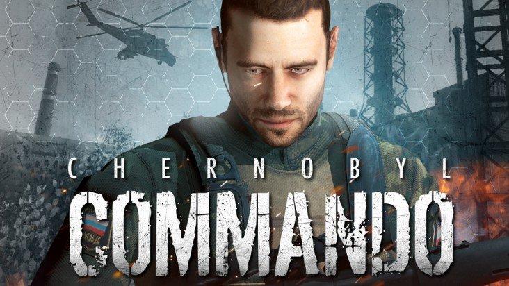Chernobyl Commando (Steam key, Region free) 2019