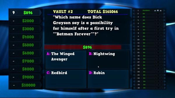 Trivia Vault: Super Heroes Trivia 2 (Steam,Region free) 2019