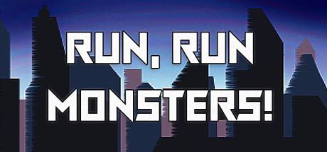 Run, Run, Monsters! (Steam key, Region free) 2019