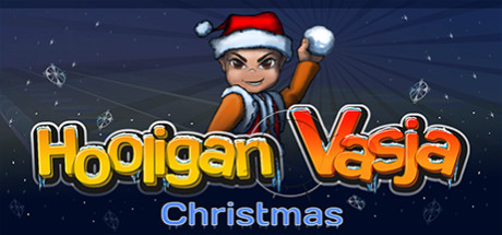 Hooligan Vasja: Christmas (Steam key, Region free) 2019