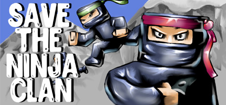 Save the Ninja Clan (Steam key, Region free) 2019