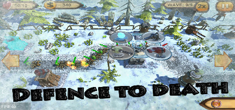 Defence to death (Steam key, Region free) 2019