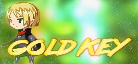 Gold key game (Steam key, Region free) 2019