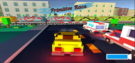 Primitive Race (Steam key. Region free)