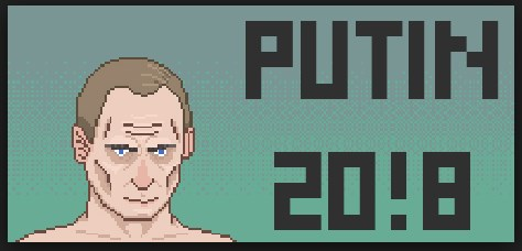 PUTIN 20!8 (Steam key, Region free) 2019