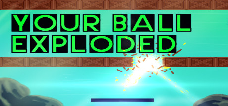 Your Ball Exploded (Steam key, Region free) 2019