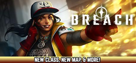 Breach (Steam key, Region free) + gift 2019