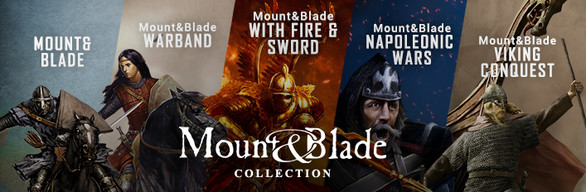 Mount & Blade Full Collection (Steam, CIS+RU) 2019
