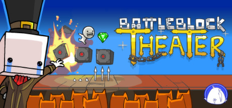 Игра BattleBlock Theater Steam Передаваемый (RU+UA+СНГ)