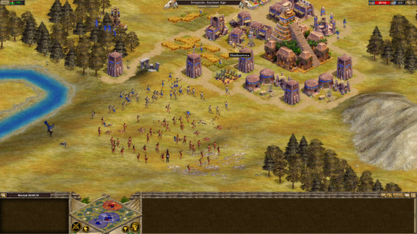 Game Rise of Nations: Extended Edition (Steam Gift) RU